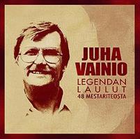 VAINIO JUHA: LEGENDAN LAULUT-48 MESTARITEOSTA 2CD