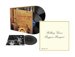 ROLLING STONES: BEGGARS BANQUET-50TH ANNIVERSARY LP+12