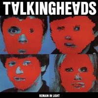 TALKING HEADS: REMAIN IN LIGHT-BLACK FRIDAY 2018 RED LP