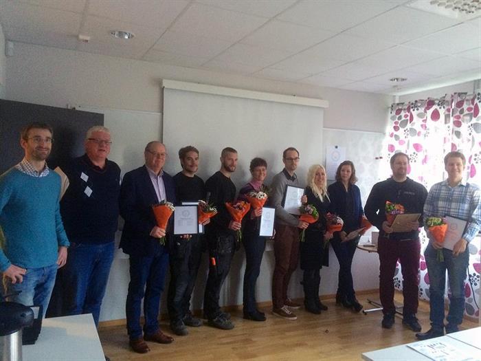 Olofströms kommun får pris för Bästa Tillväxt 2015!