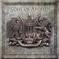SONS OF APOLLO: PSYCHOTIC SYMPHONY 2LP+CD