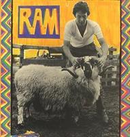 MCCARTNEY PAUL AND LINDA: RAM LP