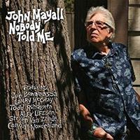 MAYALL JOHN: NOBODY TOLD ME LP