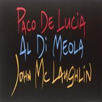 DE LUCIA/DI MEOLA/MCLAUGHLING: GUITAR TRIO LP