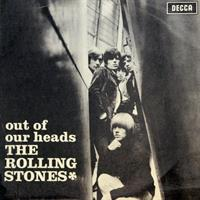 ROLLING STONES: OUT OF OUR HEADS-UK VERSION