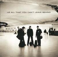 U2: ALL THAT YOU CAN'T LEAVE BEHIND-KÄYTETTY CD