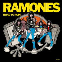 RAMONES: ROAD TO RUIN-LIMITED COLOR LP