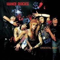 HANOI ROCKS: ORIENTAL BEAT LP