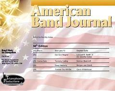 AMERICAN BAND JOURNAL No 251 - 255