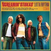SCREAMIN' STUKAS: A LOTTA RHYTHM LP
