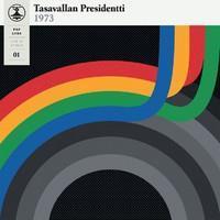 TASAVALLAN PRESIDENTTI: POP-LIISA 01-BLUE LP