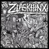 DIE ZLASKHINX: EARLY YEARS RE-RECORDED LP