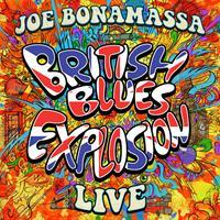 BONAMASSA JOE: BRITISH BLUES EXPLOSION-LIVE 2CD