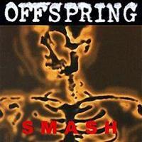 OFFSPRING: SMASH-KÄYTETTY CD