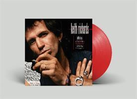 RICHARDS KEITH: TALK IS CHEAP-LTD. RED LP