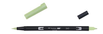 Brush Pen · Dual Brush · Pastel Mint