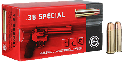 Geco .38 Special 158 HP (50st)