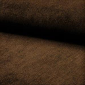Kordfløyel, smal strp, brun
