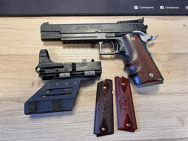 Pistol STI Targetmaster 9mm (BEG)