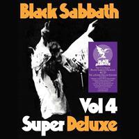 BLACK SABBATH: VOL.4-SUPER DELUXE BOX SET 4CD