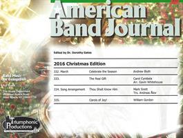 AMERICAN BAND JOURNAL No 332 - 335