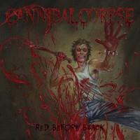 CANNIBAL CORPSE: RED BEFORE BLACK LP