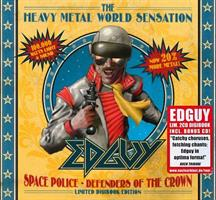 EDGUY: SPACE POLICE-DEFENDERS OF THE CROWN-LIMITED DIGIBOOK 2CD