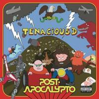 TENACIOUS D: POST-APYCALYPTO-COLOURED LP