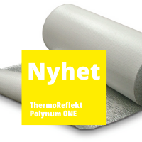 NYHET! ThermoReflekt Polynum ONE
