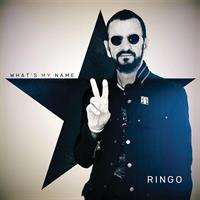STARR RINGO: WHAT'S MY NAME LP