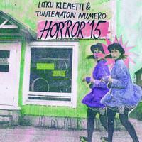 LITKU KLEMETTI & TUNTEMATON NUMERO: HORROR '15 PINK LP