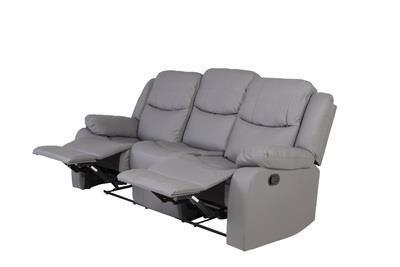 Alba 3-sitssoffa grå