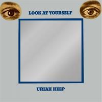 URIAH HEEP: LOOK AT YOURSELF LP