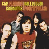 FLAMING SIDEBURNS: HALLELUJAH ROCK'N'ROLLAH-YELLOW LP