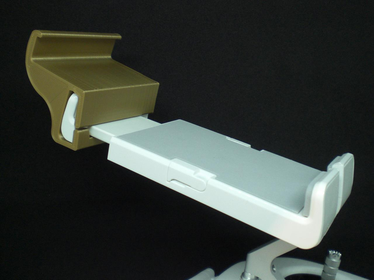 DJI Phantom 3/Inspire tablet holder extender