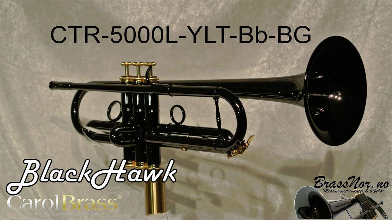 Bb trompet CTR-5000L-YLT-BG