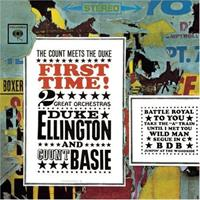 ELLINGTON DUKE & COUNT BASIE: FIRST TIME! THE COUNT MEETS THE DUKE (ORIGINAL COLUMBIA JAZZ CLASSICS)
