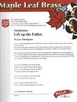 LIFT UP THE FALLEN