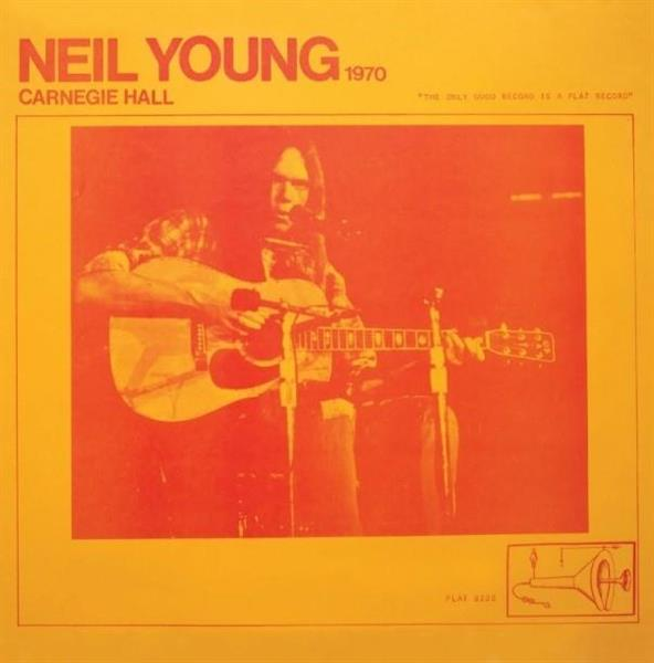 YOUNG NEIL: CARNEGIE HALL 1970 2CD