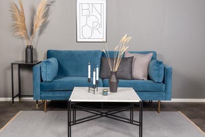 Boom 3-sitssoffa blå