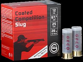 Geco Coated Competition Slug (25st)