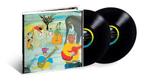BAND: MUSIC FROM THE BIG PINK-50TH ANNIVERSARY 2LP