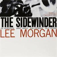 MORGAN LEE: THE SIDEWINDER LP