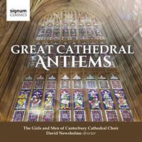 CANTERBURY CATHEDRAL CHOIR: GREAT CATHEDRAL ANTHEMS (FG)