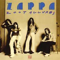 ZAPPA FRANK: ZOOT ALLURES LP
