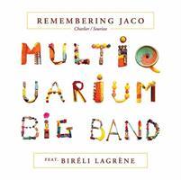 CHARLIER/SOURISSE MULTIQUARIUM BIG BAND: REMEMBERING JACO 2LP (FG)