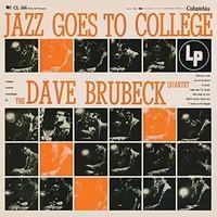 BRUBECK DAVE QUARTET: JAZZ GOES TO GOLLEGE LP