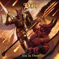 DIO: EVIL OR DIVINE-LIVE IN NEW YORK CITY-BLACK 3LP