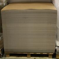 Voima-arkki 1000 x 1200 x 1.5mm, muovipinnoitettu