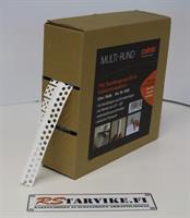 PVC-kaarikulmalista 25m/rll Catnic MULTI-Rund (6 rll/ltk)